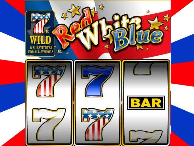 Игровой портал Вулкан: виртуальный автомат Красное, Белое И Синее